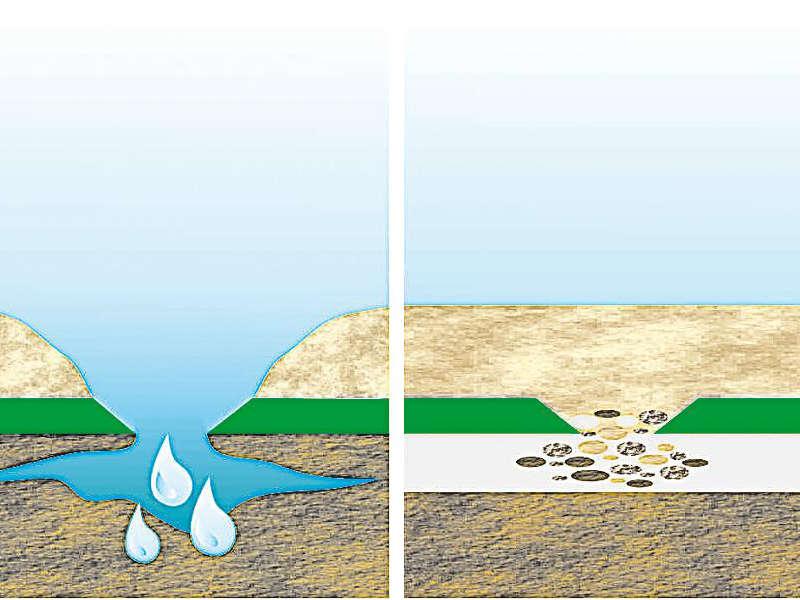 Folienschutz Fur Schwimmteiche Schwimmteiche