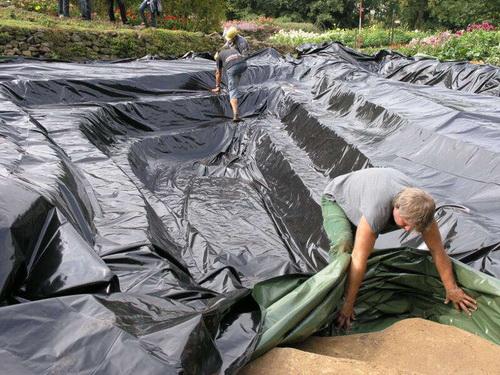folienschutz f r schwimmteiche schwimmteiche. Black Bedroom Furniture Sets. Home Design Ideas