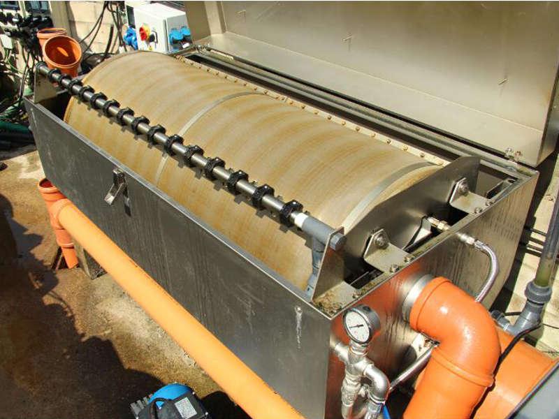 Filtertechnik f r fischteiche fischteiche for Fischteich algen entfernen