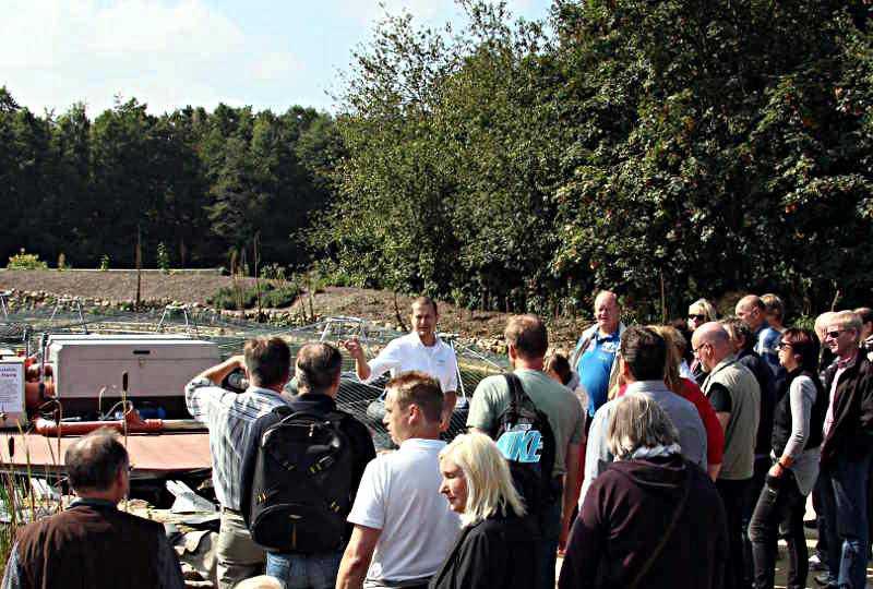 Seminar Teichpflege