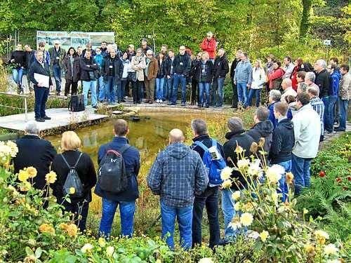 Ablauf der Teichbau-Seminare