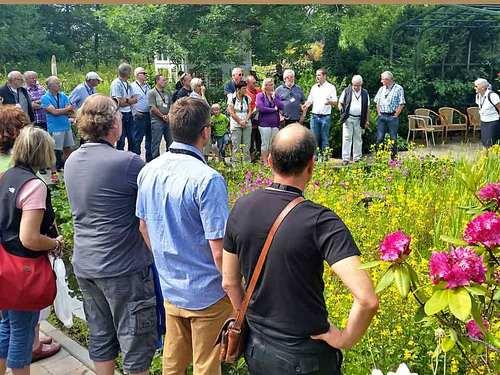 Mehr über das Teichpflege-Seminar
