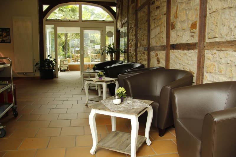 cafe seerose naturagart gastronomie. Black Bedroom Furniture Sets. Home Design Ideas