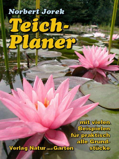 Titelblatt der Teichbauanleitung Teichplaner