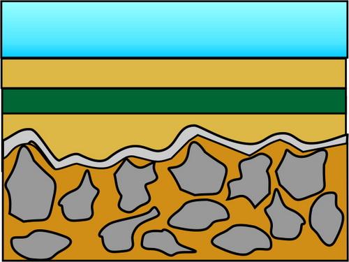Teichfolien schutz mit naturagart teichvlies teichbau for Teich schutz