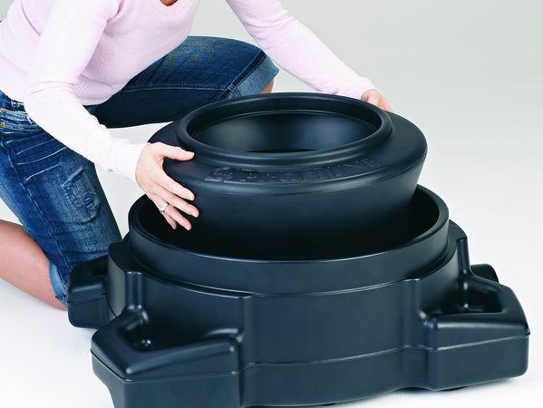 teichreinigung mit skimmer teich wassertechnik. Black Bedroom Furniture Sets. Home Design Ideas