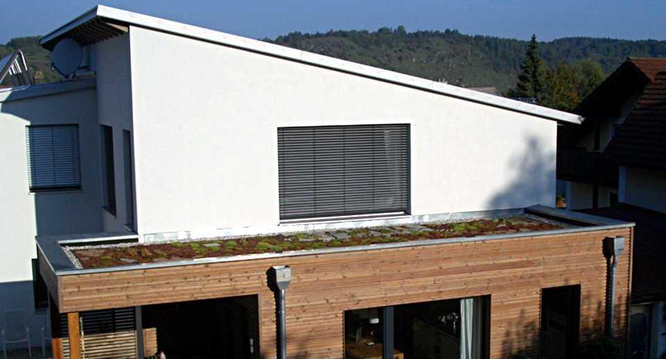 Das Grundkonzept Der Dachbegrunung Dachbegrunung