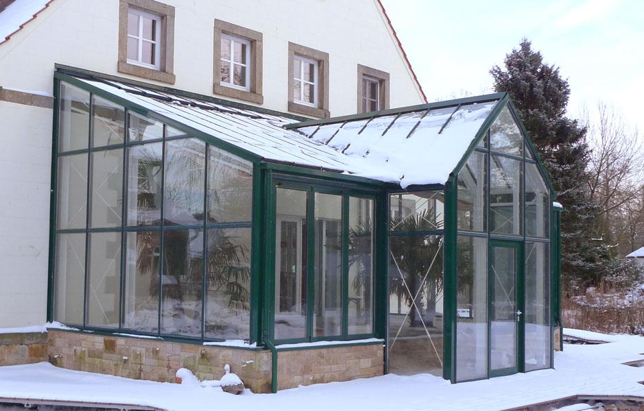 Wintergarten Stahl sonder wintergärten wintergärten