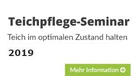 NaturaGart Teichpflege-Seminar