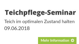 NaturaGart Teichpflege Seminar