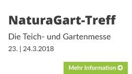 NaturaGart Treff - Teich- und Gartenmesse