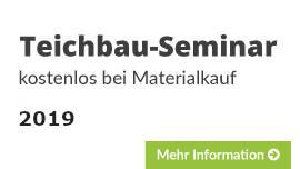Teichbau-Seminar