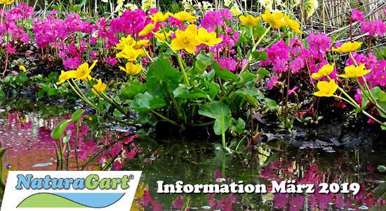 NaturaGart Information März 2019
