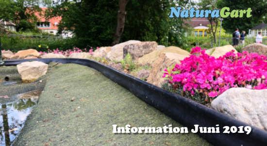 NaturaGart Information Juni 2019