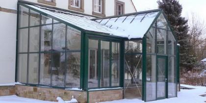 Sonder-Wintergärten
