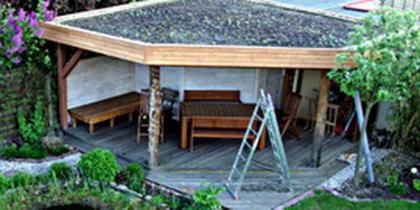 Neubau-Dächer