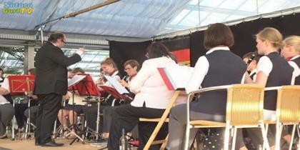 Bocketaler Musikorchester bei NaturaGart
