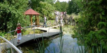 Besuch im NaturaGart-Park