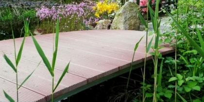 Holz und Alternativen aus Aluminium