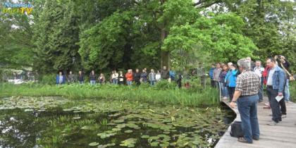Teichbau-Seminar bei NaturaGart