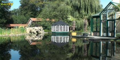 Messe für Teich und Garten