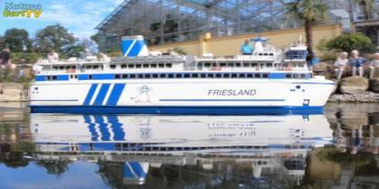 Schiffsmodelle im NaturaGart-Park