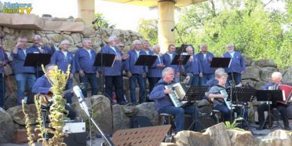 Shanty-Chor begeistert mit Seemannsliedern