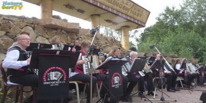 Das Akkordeon-Orchester Ibbenbüren