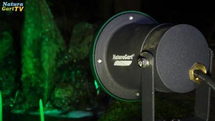 Kurz-Info  - Die optimale Gartenbeleuchtung
