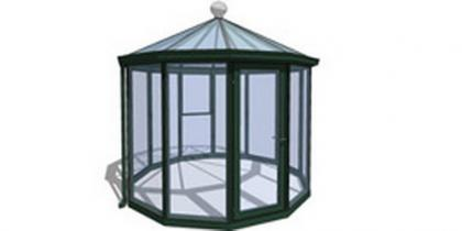 Pavillon Globus