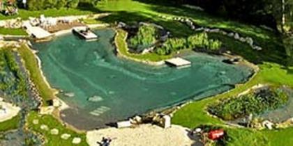 Schwimmteich 800 m³