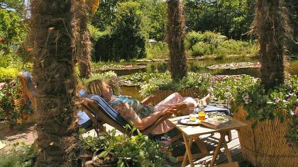 Lebensqualität im Garten