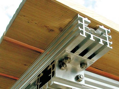 Standard-Träger für Brücken bis 3 m
