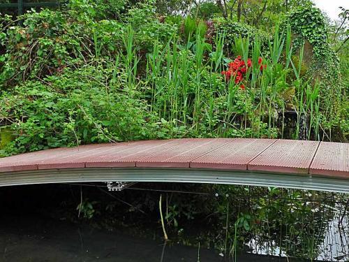 Eine Teichbrücke kaufen