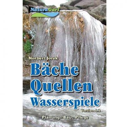 Anleitungen für Bäche, Quellen und Wasserspiele