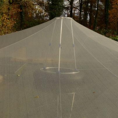 Universal-Netz 12 m breit