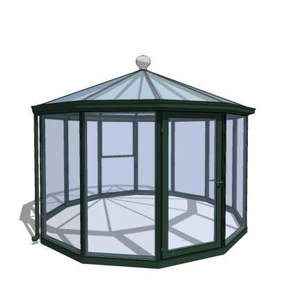 Pavillon Globus ESG 378 A