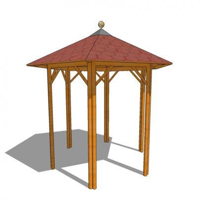 Pavillon NaturaGart Gracilia