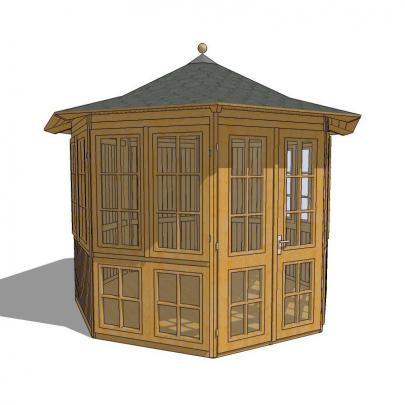 Pavillon NaturaGart Classica