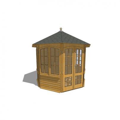Pavillon NaturaGart Romantica