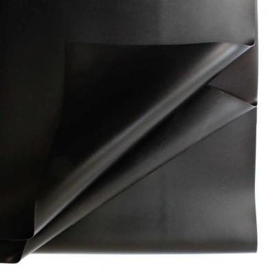 Teichfolie, NaturaGart Standard Plus, schwarz, 1 mm, Rollenware, 2 m breit
