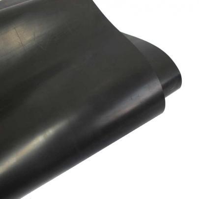 Teichfolie, NaturaGart-PP 1 mm, schwarz, Rollenware, 2 m breit