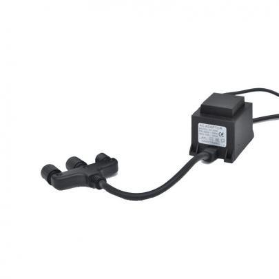 Trafo 50 VA, 230 Volt - 12 Volt AC - Nach VDE-IP44 spritzwassergeschützt