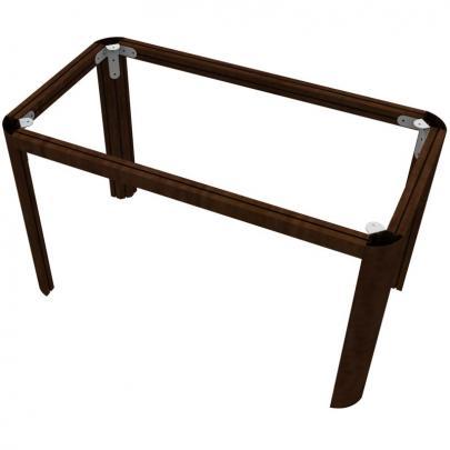 Tisch-Gestell 130 x 70 cm, Decoral