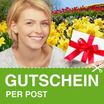 Teichpflege-Seminar, Gutschein per Post
