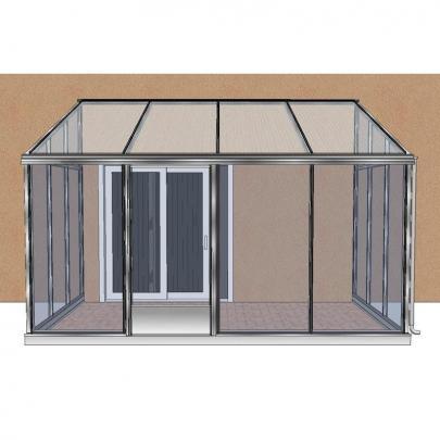 naturagart shop wintergarten solis iso 233 409 online kaufen. Black Bedroom Furniture Sets. Home Design Ideas