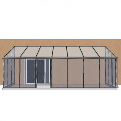 naturagart shop wintergarten solis iso 233 706 online kaufen. Black Bedroom Furniture Sets. Home Design Ideas