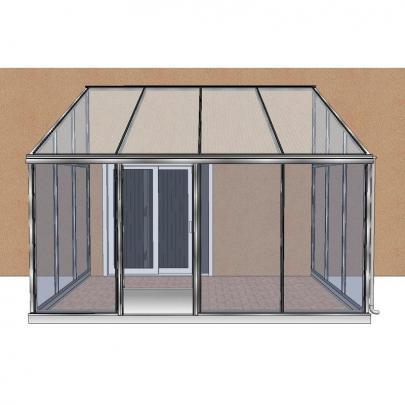 naturagart shop wintergarten solis iso 308 409 online kaufen. Black Bedroom Furniture Sets. Home Design Ideas