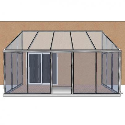 naturagart shop wintergarten solis iso 308 508 online kaufen. Black Bedroom Furniture Sets. Home Design Ideas