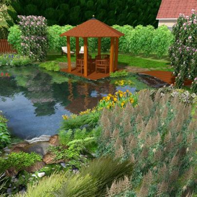 Naturagart shop klein biotop ca 63 m oberfl che l f rmig online kaufen - Gartenteich klein ...